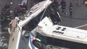 nj transit bus collision